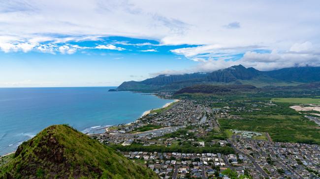 Wai'anae, Island of O'ahu, Hawai'i