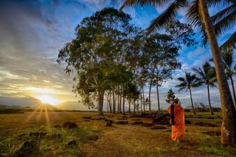 Kukaniloko birthstones, birthplace of Hawaiian royalty