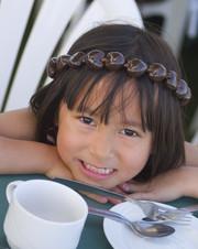 Hawaiian kaikamahine (girl)