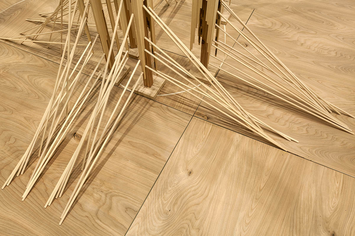 Felice Grodin Floor Detail