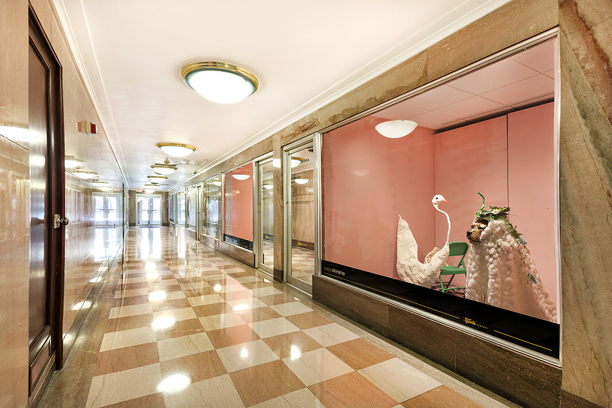 Autum Hallway 1