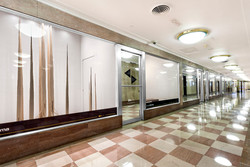 Dioramas Hallway 1