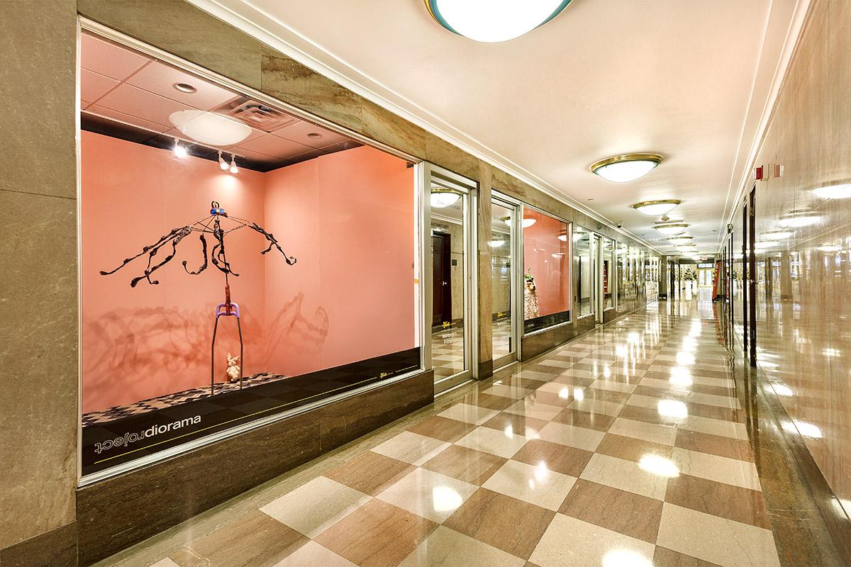Autum Hallway 2
