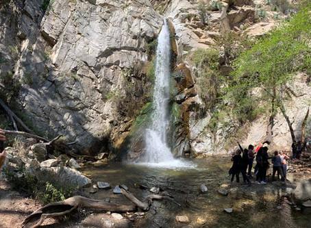 Santa Anita Canyon & Sturtevant Falls Hike