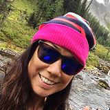 Francesca in Canadian Rockies.JPG