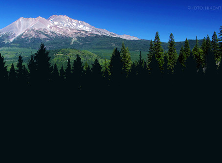 We Are Climbing Mount Shasta!