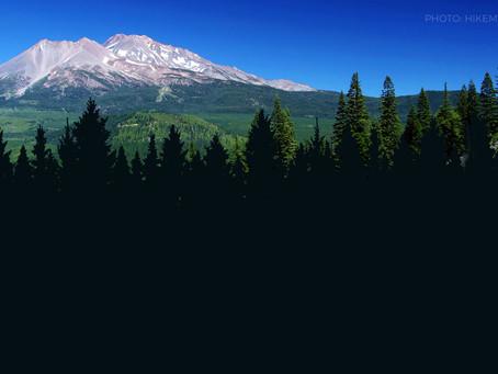 We Are Climbing Mount Shasta!