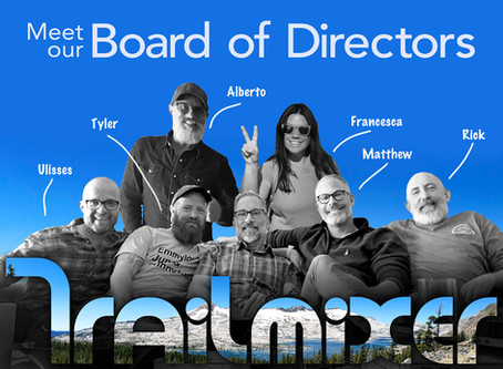 We have a Board of Directors!!!!