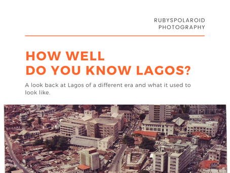How Well Do You Know Lagos?