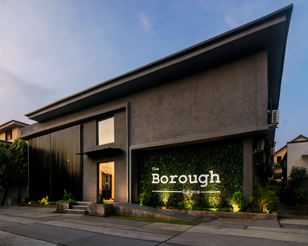 The Borough Hotel