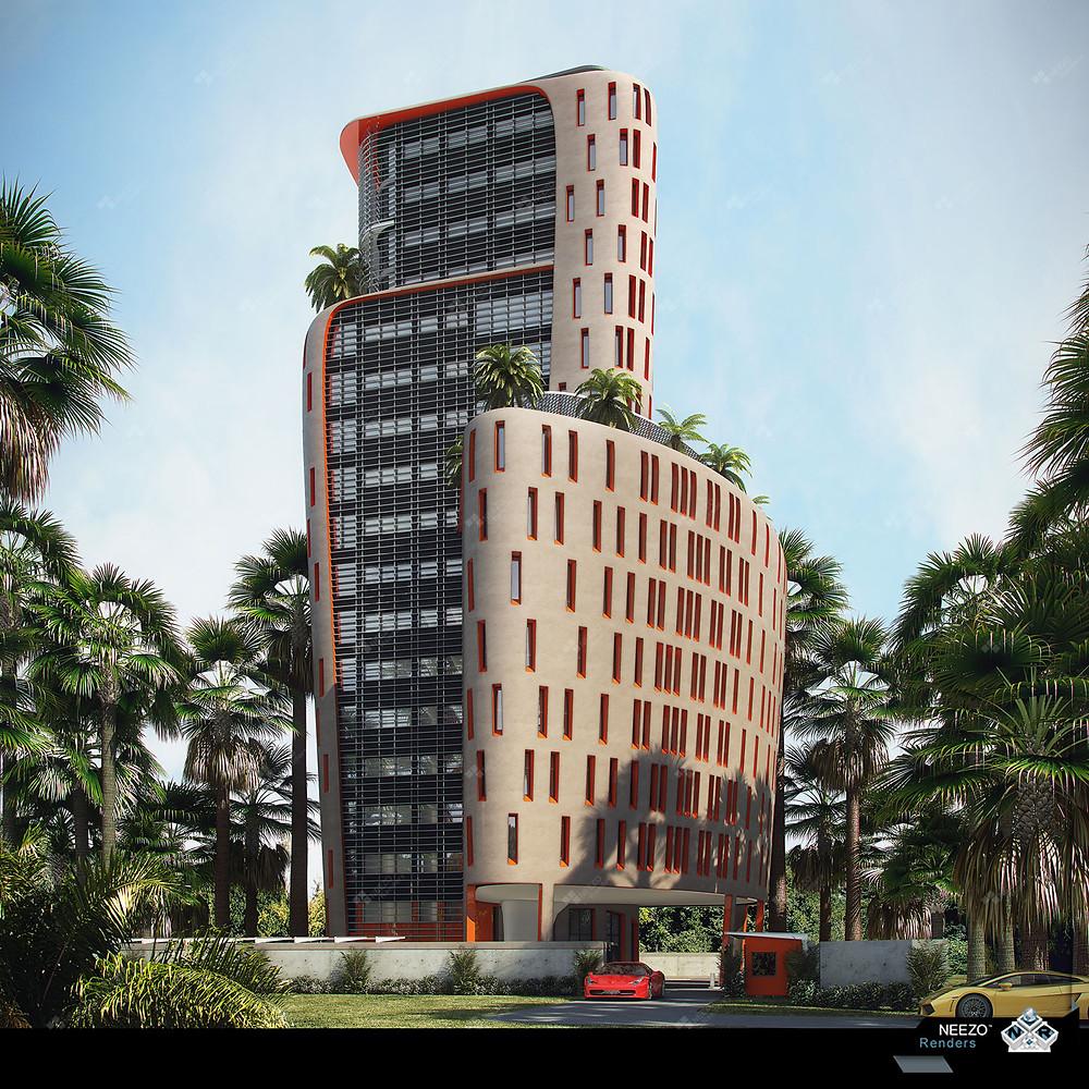 Ramzi Towers, Lagos