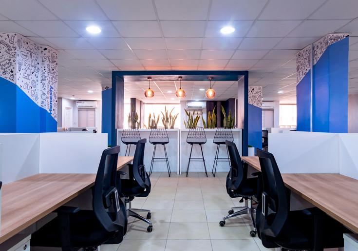 ISN MEDICALS Office Interior