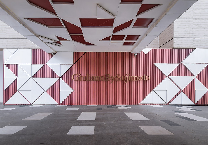 Giuliano Apartments by Urbanprimer
