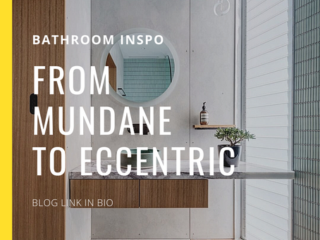 8 Wood-Themed Bathrooms: From Mundane to Eccentric.