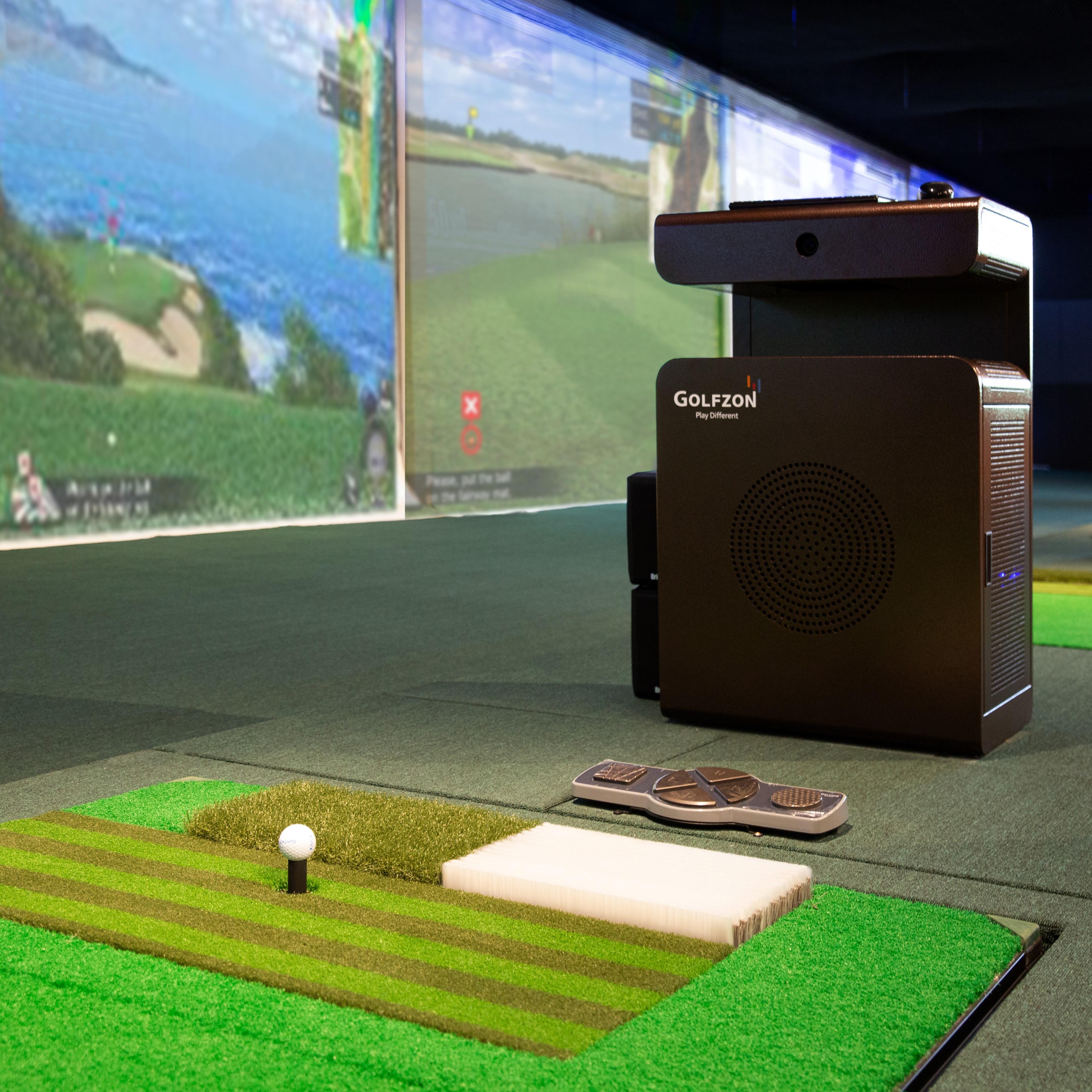 Golf Simulator Bay (Peak Hours)