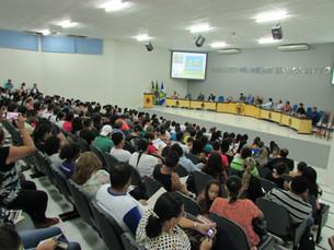 Audiência pública para debater a reforma da previdência é realizada nesta sexta-feira em Juína