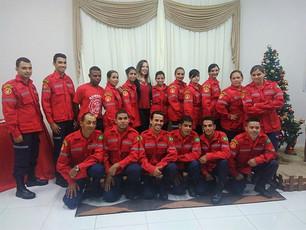 Alunos do Curso de Bombeiros Civil de Juína realizam formatura neste fim de semana