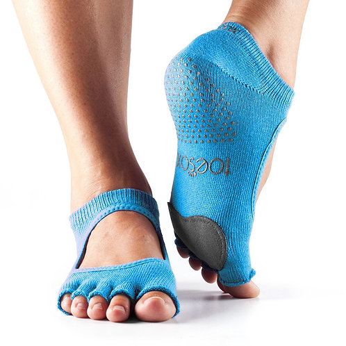 Toe Sox Plie Half Toe/Grip
