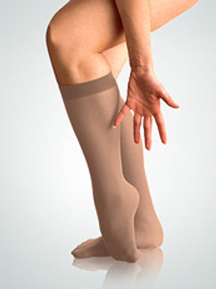 Body Wrappers Total STRETCH Dance Sock