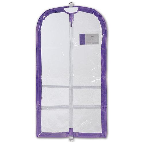 Danshuz Clear Competition Garment Bag