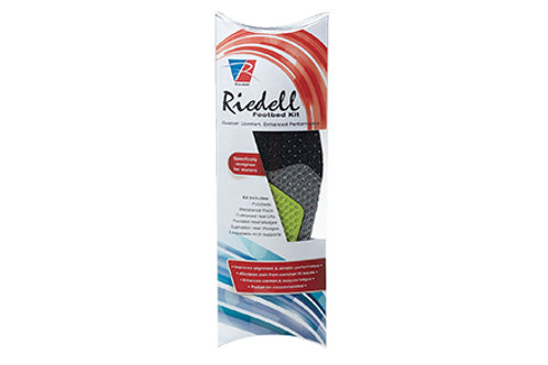 Riedell R-Fit Footbed Kit - Ladies & Mens