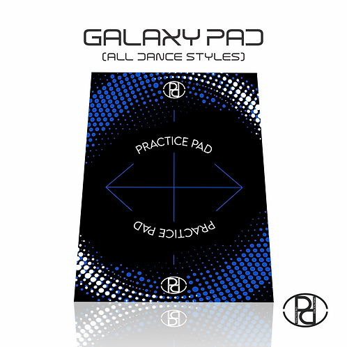 Tap Dance Practice Pad (Galaxy)