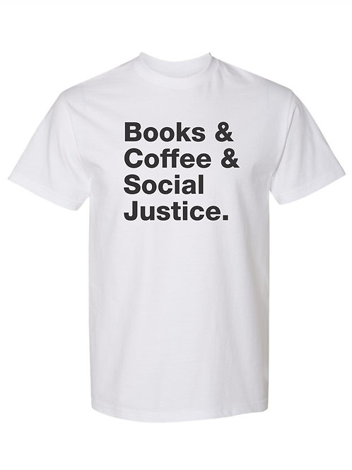 Books & Coffee & Social Justice