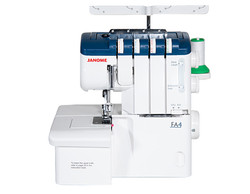 Sergers that make sewing so easy and quick after looking at what Janome Elna offers you will definit