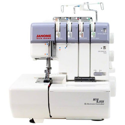 New Sergers now all you have to do is flip a lever and your unit is threaded, you will for sure will