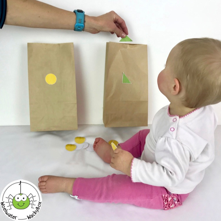 If you demonstrate with enthusiasm, your child will enjoy the activity more, and her brain will remember it better!