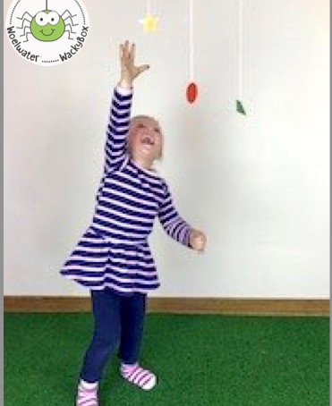 Jumping to learn Shapes - 2-6year old