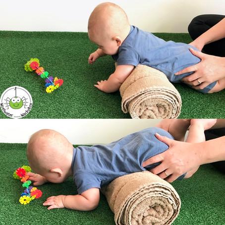 Gross motor for Babies