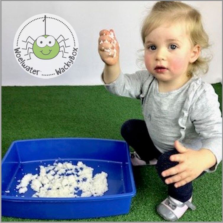 Everything you need for this activity is in your Shapes WackyBox