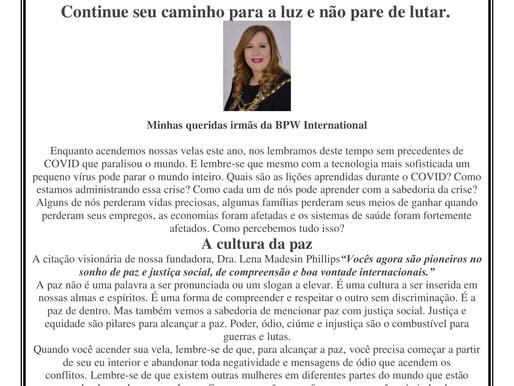 Boletim Informativo BPW Brasil - Jan/Fev/Mar - 2021