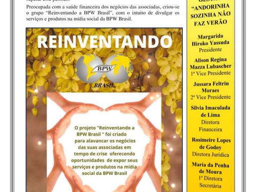 Boletim Informativo BPW Brasil Abr/Mai/Jun - 2020