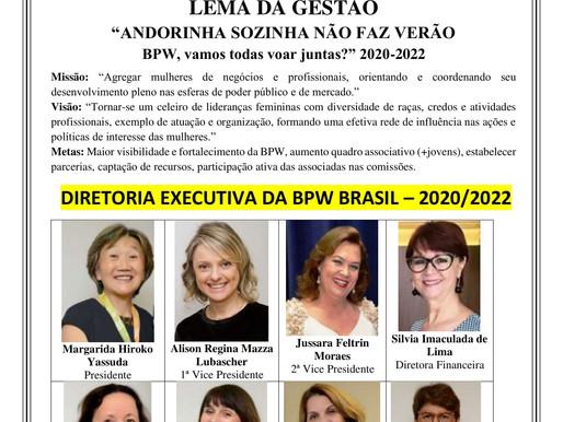 Boletim Informativo BPW Brasil - Jan/Fev/Mar - 2020