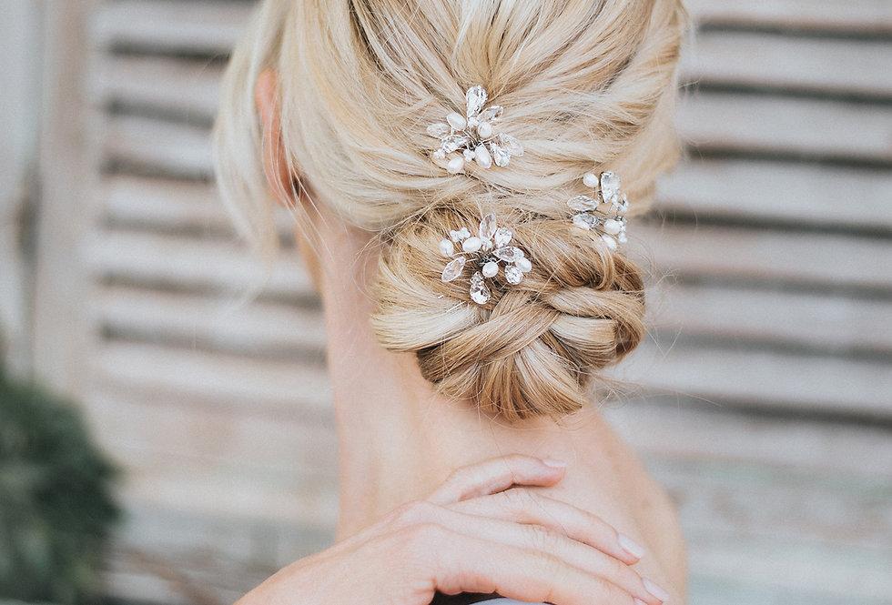 """""""Danielle"""" Bridal Hair Pin"""