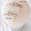 "Thumbnail: ""Addison"" Bridal Hair Pin"