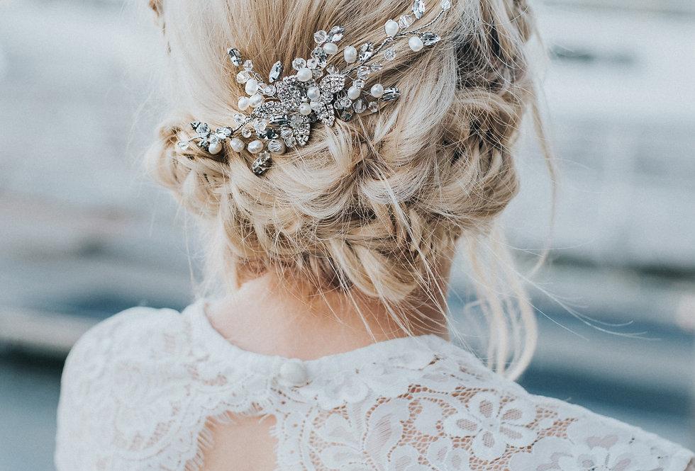 """Katya"" Medium Bridal Hair Comb"