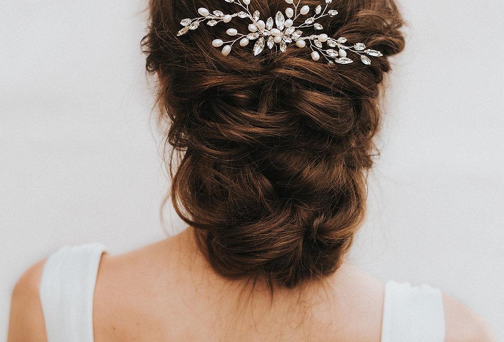 """Nyla"" Bridal Hair Comb"