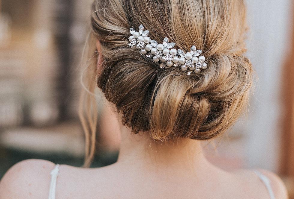 """Darla"" Bridal Hair Comb"