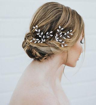 Verena Bridal Hair Pins Rhinestone 2-min