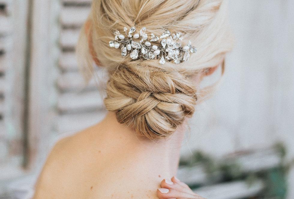"""""""Danielle"""" Bridal Hair Comb"""
