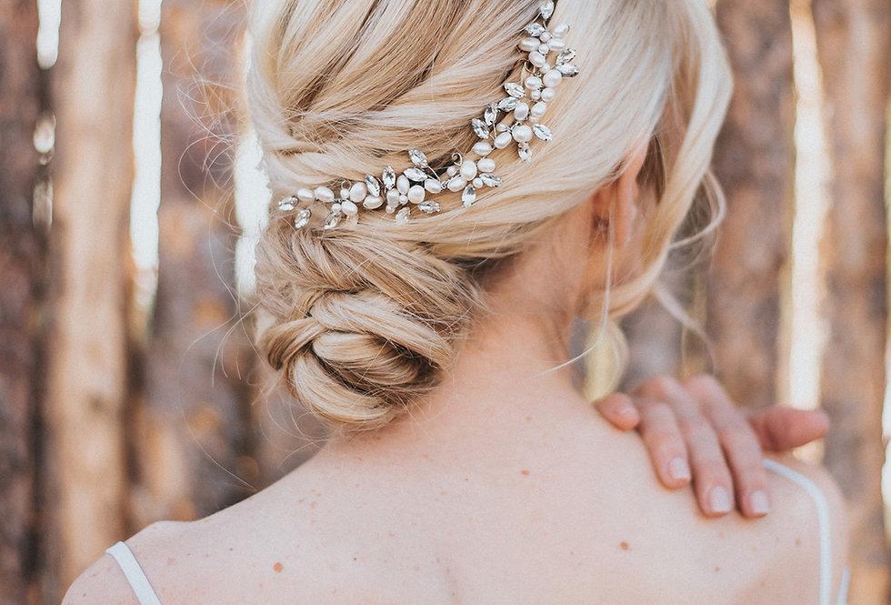 """Lela"" Hair Vine Headpiece"