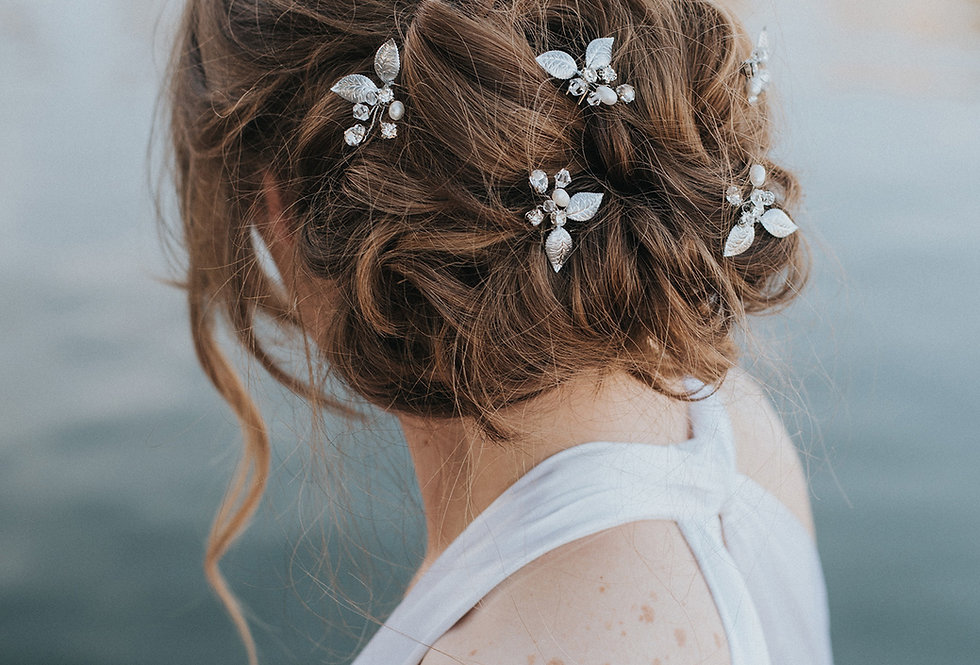 """Ariana"" Bridal Hair Pin"