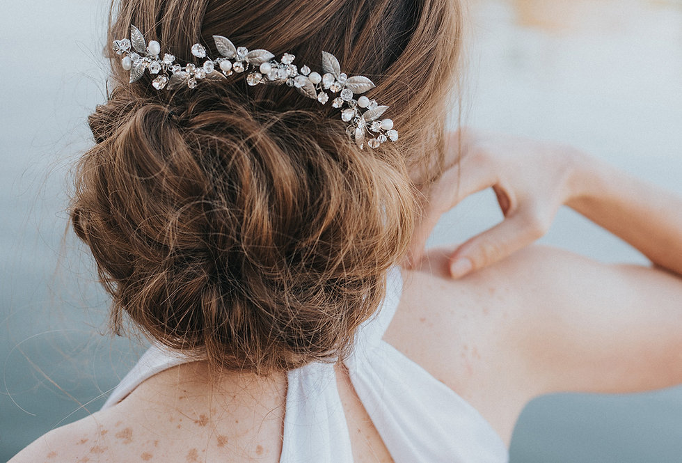 """Ariana"" Bridal Hair Comb"