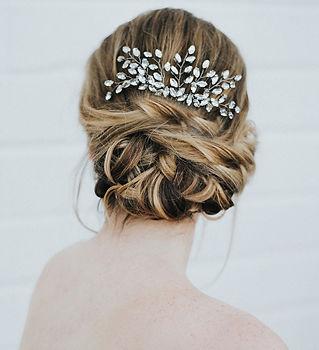Verena Bridal Hair Comb Rhinestone-min.j