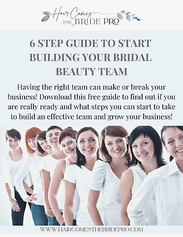6 Step guide to start  building your bri
