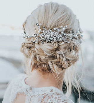 Katya Large Beaded Bridal Hair Comb-min.