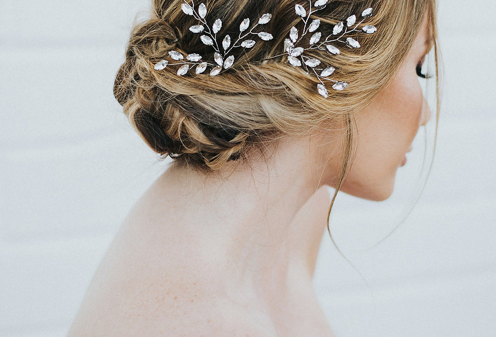 """Verena"" Bridal Hair Pin"